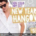 Virtualrealgay New Year's hangover  (20:05 min.)
