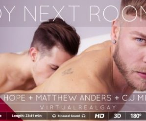 Virtualrealgay Boy next room II  (23:40 min.)
