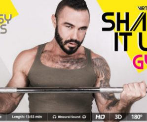 Virtualrealgay Shake it up! Gym  (13:50 min.)