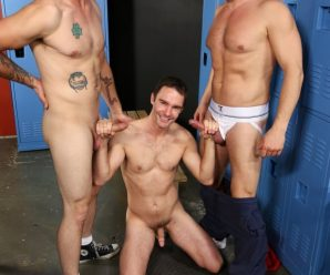 Pride Studios Dustin Steele, Hans Berlin and Cameron Kincade