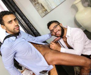 Pride Studios Mario Cruz drills Jay Alexander