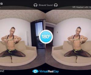 Virtualrealgay Meet Andrea  (13:40 min.)