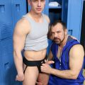 Pride Studios Max Sargent rams Tommy Regan