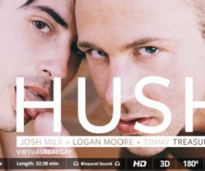 Virtualrealgay Hush  (32:35 min.)