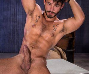 Raging Stallion Sean Duran pounds Rafael Lords