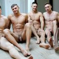 GayHoopla Collin Simpson, Tyler Smith, Alex Griffen, Forrest Marks & Zach Douglas