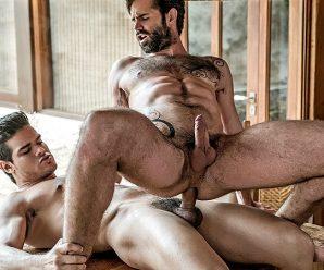LucasEntertainment Dani Robles & Rico Marlon