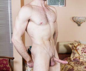 Men.com Roman Cage pounds Jacob Peterson