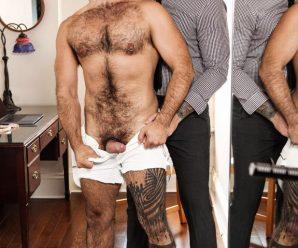Men.com Teddy Torres rams Beau Reed