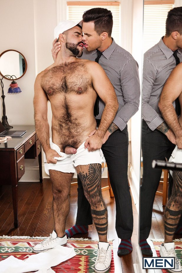 Teddy Torres rams Beau Reed Release/Torrent Preview