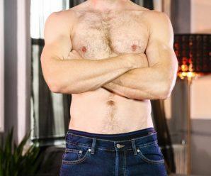 Men.com Colby Keller rams Jacob Peterson