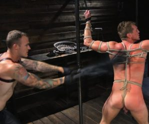 Kink Men Pierce Paris submits to Christian Wilde