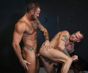 Pride Studios Sean Duran and Michael Roman flip fuck