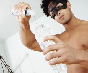 Maskurbate James and the Fleshjack