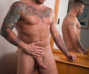 Icon Male Brendan Patrick bottoms for Hugh Hunter