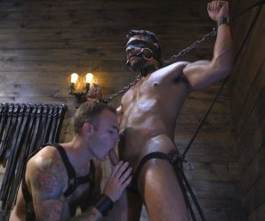 Kink Men Christian Wilde dominates Seth Santoro