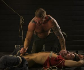 Kink Men Casey Everett gets used by Colby Jansen