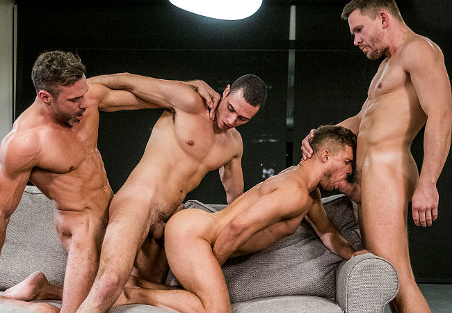 Andrey Vic, Javi Velaro, Klim Gromov & Manuel Skye – Up The Ass Release/Torrent Preview