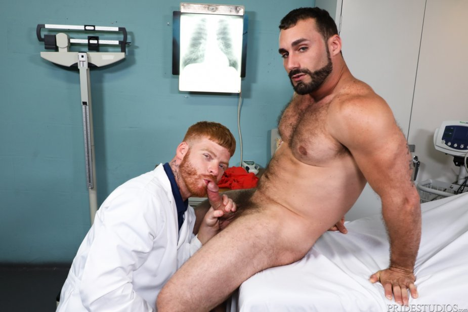 Jaxton Wheeler fucks Bennett Anthony Release/Torrent Preview
