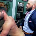 MenAtPlay Max Duro & Nicolas Brooks – Barbershop