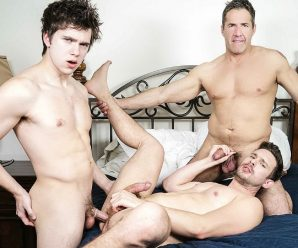 Men Casey Jacks, Dean Phoenix & Will Braun – Pimp My Daddy Part 1