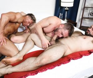Pride Studios Bryce, Jaxton and Hans