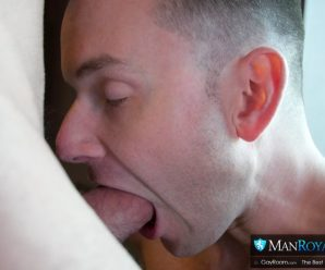 Gay Room Billy Santoro pounds Luke Kennedy