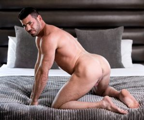 Icon Male Billy Santoro gets rammed by Michael Stax