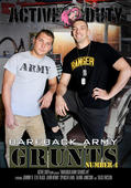 Bareback Army Grunts #4 Active Duty