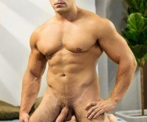 Men.com Damien Stone rams Lukas Daken