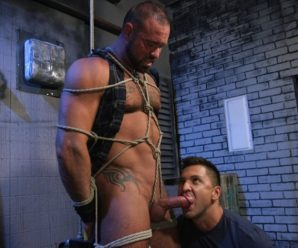 Kink Men Michael Roman gets edged