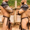 Men.com Francois Sagat gets pounded by Ryan Bones