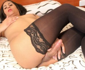 UK-TGirls Dayana Is A Wild One!