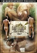 Outdoor Sexcapades Twink Boys Party