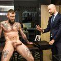 Men.com Drew Dixxon gets pounded by Troy Daniels