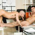 Men.com Paddy O'Brian tops Drew Dixon