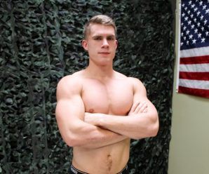 Active Duty Danny D rubs one out