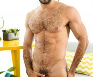 Men.com Diego Sans pounds Bruce Beckham