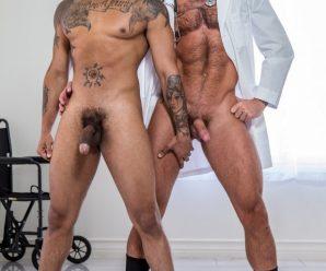 Icon Male Jaxx Maxim fucks Michael Roman