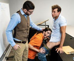 Men.com Damien, Scott and Tim