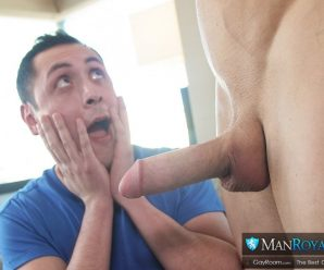 Gay Room Parker Matthews fucks Trevor Laster