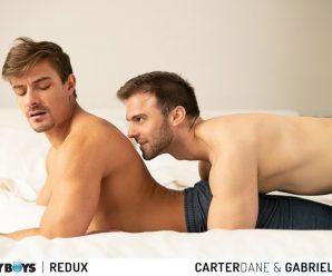 Cocky Boys Gabriel Clark dominates Carter Dane
