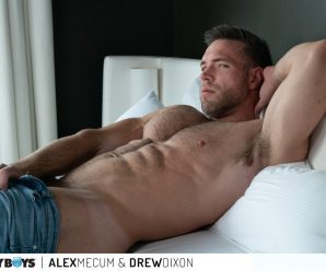 Cocky Boys Alex Mecum fucks Drew Dixon