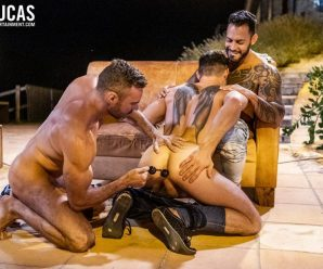 Lucas Entertainment James, Manuel and Viktor